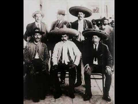 Video De Emiliano Zapata Y Pancho Villa Music Videos