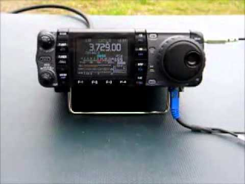 Ham Radio Sunday in the park - BC HF Net