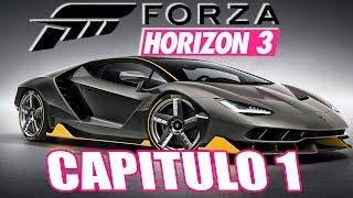 Forza Horizon 3 I Capítulo 1 I Let's Play I Español I XboxOne I 1080p