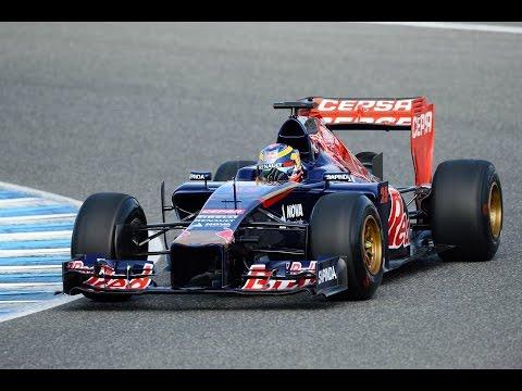 Max Verstappen Joins Toro Rosso Formula 1 Team For 2015