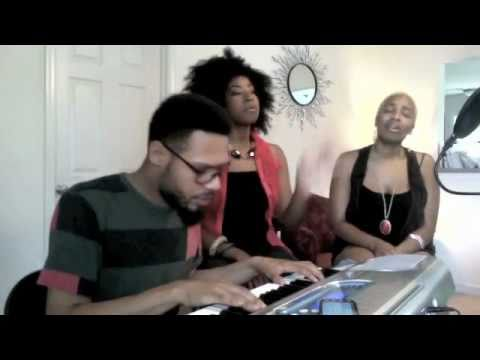 One Night Stand - Keri Hilson & Chris Brown ( Tsoul - Anhayla - Lela Bizz Cover) video
