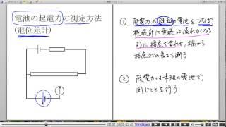 高校物理解説講義:「直流回路」講義15