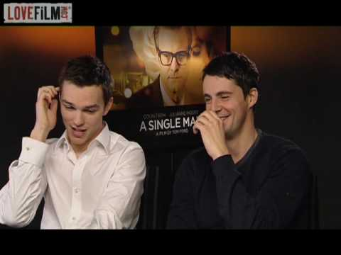 Matthew Goode and Nicholas Hoult | A Single Man | LOVEFiLM