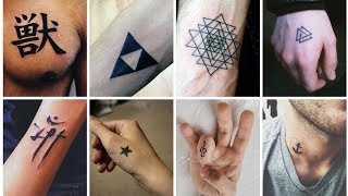 30+ Simple Small Tattoos Design Ideas For Men 2020 | Best Men's Small Tattoo Designs 2020!