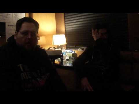 Metallic Onslaught Interview- Robb Flynn of Machine Head.MP4