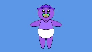 Minecraft Fnaf: Purple Guy Becomes A Baby (Minecraft Roleplay)