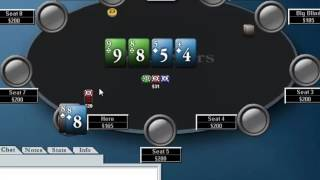 Crushing Small Stakes Cash Games by Jonathan Little (Part 1 of 7)