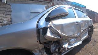 #91 [Skoda OCTAVIA 2] Ремонт после сильного ДТП Body Repair