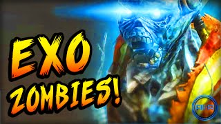"Call of Duty: Advanced Warfare ""EXO ZOMBIES""! (NEW MODE)"