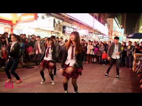 Echodancehk 2014 Showcase: #6 Exo - Growl (dance Cover) video