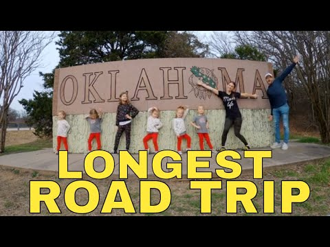 Our Longest Road Trip Yet!