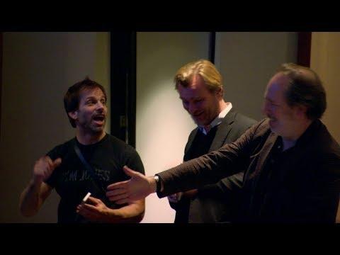 Zack Snyder About Hans Zimmer 'Man Of Steel' Behind The Scenes
