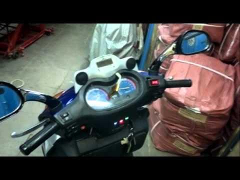 Тюнинг. Музыка в Скутере Scooter Audio 800Wt