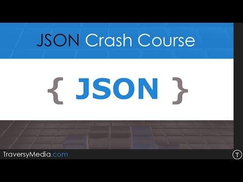 JSON Crash Course