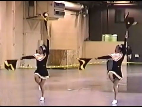 Melanie & Maria - Bishop Montgomery High School Short Flags (Duet) @ 2005 Sharp Camp