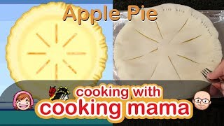 Apple Pie   Cooking with Cooking Mama!