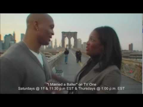 TV One I Married a Baller - Taj of SWV &amp; Eddie George