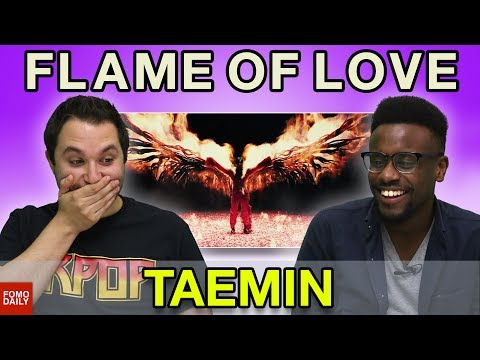 "Taemin ""Flame Of Love"" • Fomo Daily Reacts"