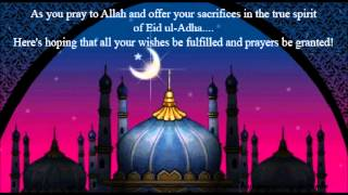 Happy Eid-Al-Adha 2015- Bakra Eid wishes, SMS, Greetings, quotes, sayings, Whatsapp Video message