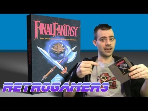 Final Fantasy Review by RetroGamer3