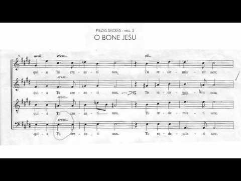 Ferdinand di Lasso - O bone Jesu