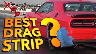 Dodge Demon at Xtreme Raceway Park Grand Opening