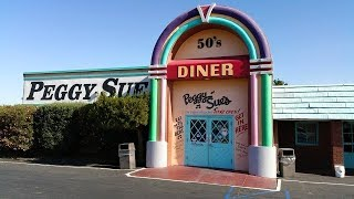 Peggy Sue's 50's Diner - Barstow, California