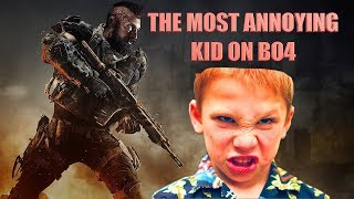 The Most *ANNOYING* Kid In Black Ops 4!