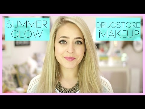 Summer Glow: Everyday Drugstore Makeup!
