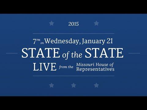 2015 Missouri State of the State Address
