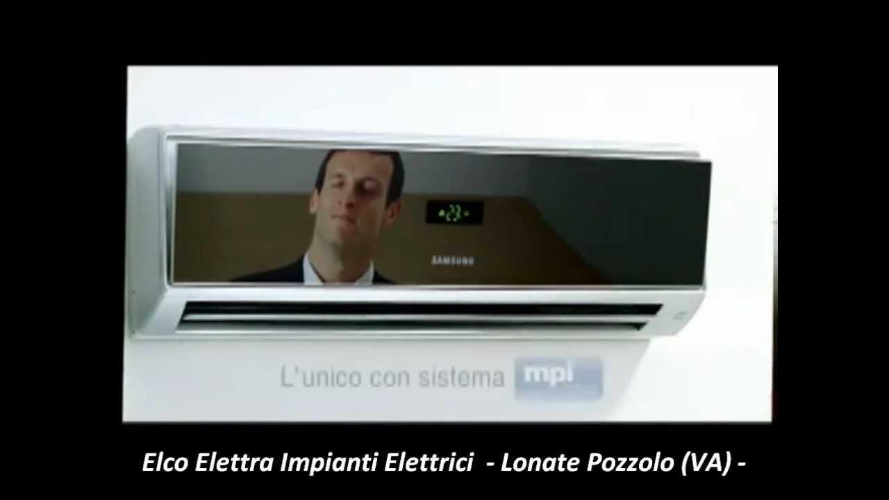 Samsung Condizionatori - YouTube