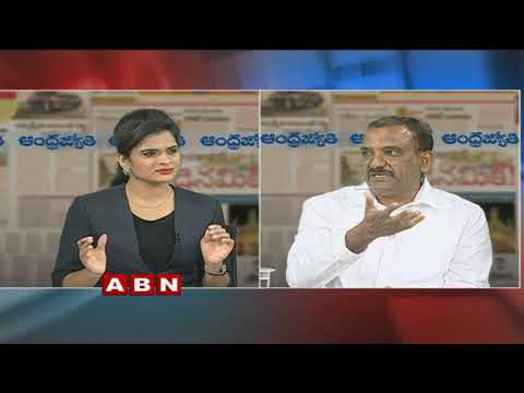 Debate on Chandrababu Naidu Comments | TTDP Mahanadu | Public Point | Part 1