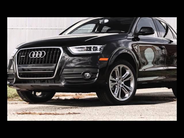 Audi Q3 Price in India, Photos & Review