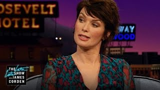 Lena Headey's Newborn Baby Had a Game of Thrones Superfan Nurse