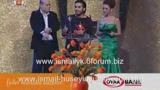 Ismail Yk Kral Tv Video Muzik Odulleri [13 Mayis 2008]