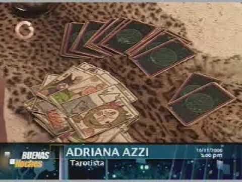 predicciones Adriana Azzi
