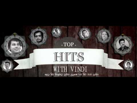 Top Hits - Monday to Friday -  Vindhi (08.00am-10.00am )