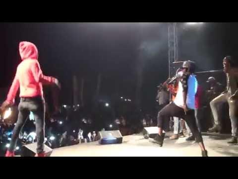 Popcaan, Aidonia, Sizzla, Teflon & Kiprich Pon Ghetto Splash Pt 1 video