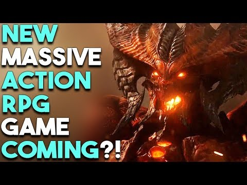 MASSIVE PS4 Action RPG Game Coming?! NEW Old-School PS4 Game Revealed!