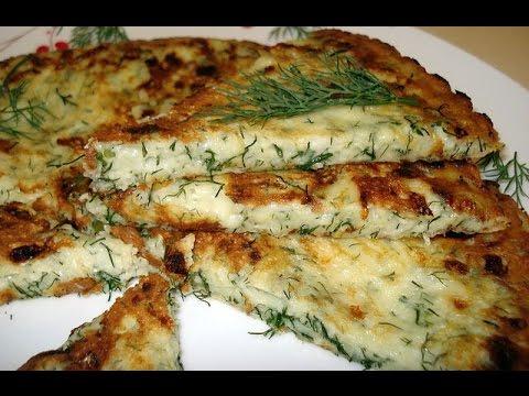 СЫРНАЯ ЛЕПЁШКА за 10минут .Быстрый завтрак для любителей сыра.