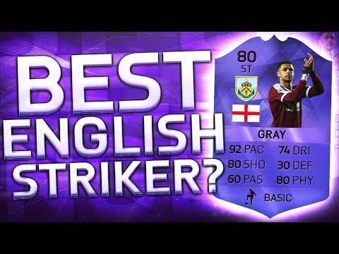 THE BEST ENGLISH STRIKER IN FIFA?? HERO GRAY FIFA 16 ULTIMATE TEAM