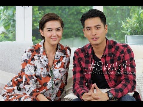 รายการ #Switch EP89 : ปั้นจั่น-ปรมะ [ออกอากาศ 14/6/59]