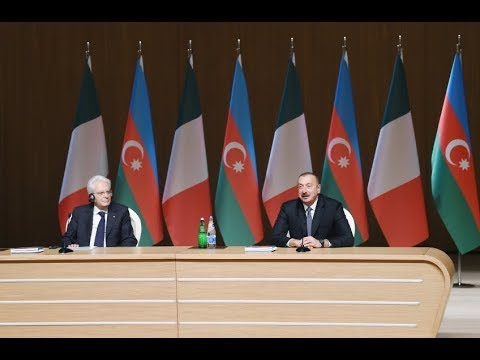 Bakıda Azərbaycan-İtaliya Biznes Forumu Keçirilib