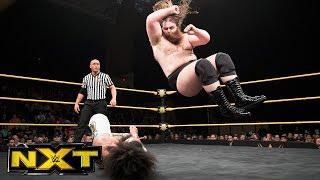 Tye Dillinger, No Way Jose & Roderick Strong vs. SAnitY: WWE NXT, March 22, 2017