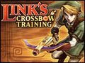 [Classic Game Room HD - LINK'S CROSSBOW TRAINING review Wii] Video