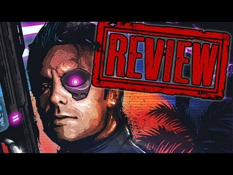 BLOOD DRAGON REVIEW
