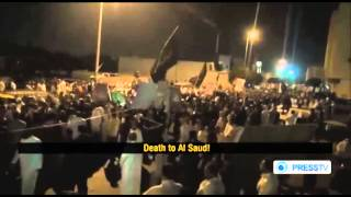 1000s of Saudis mourn death of activists in Qatif