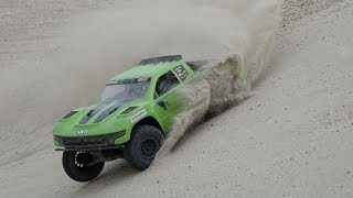 Axial Yeti Score Trophy Truck // Extreme Slow Motion Bashing