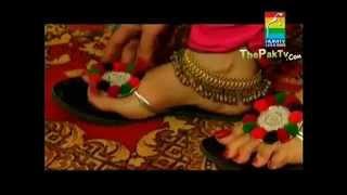Beautiful Feet of Madiha Rizvi
