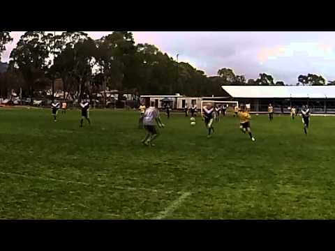 OISC vs Adelaide Uni - Knee to the face